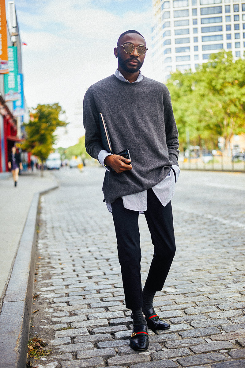 Street style nam nổi bần bật tại tuần lễ thời trang nữ New York, Xuân –Hè 2017-1820