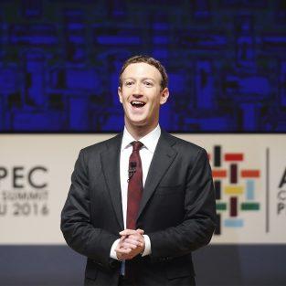 Facebook liệu có giúp Mark Zuckerberg thắng cử?