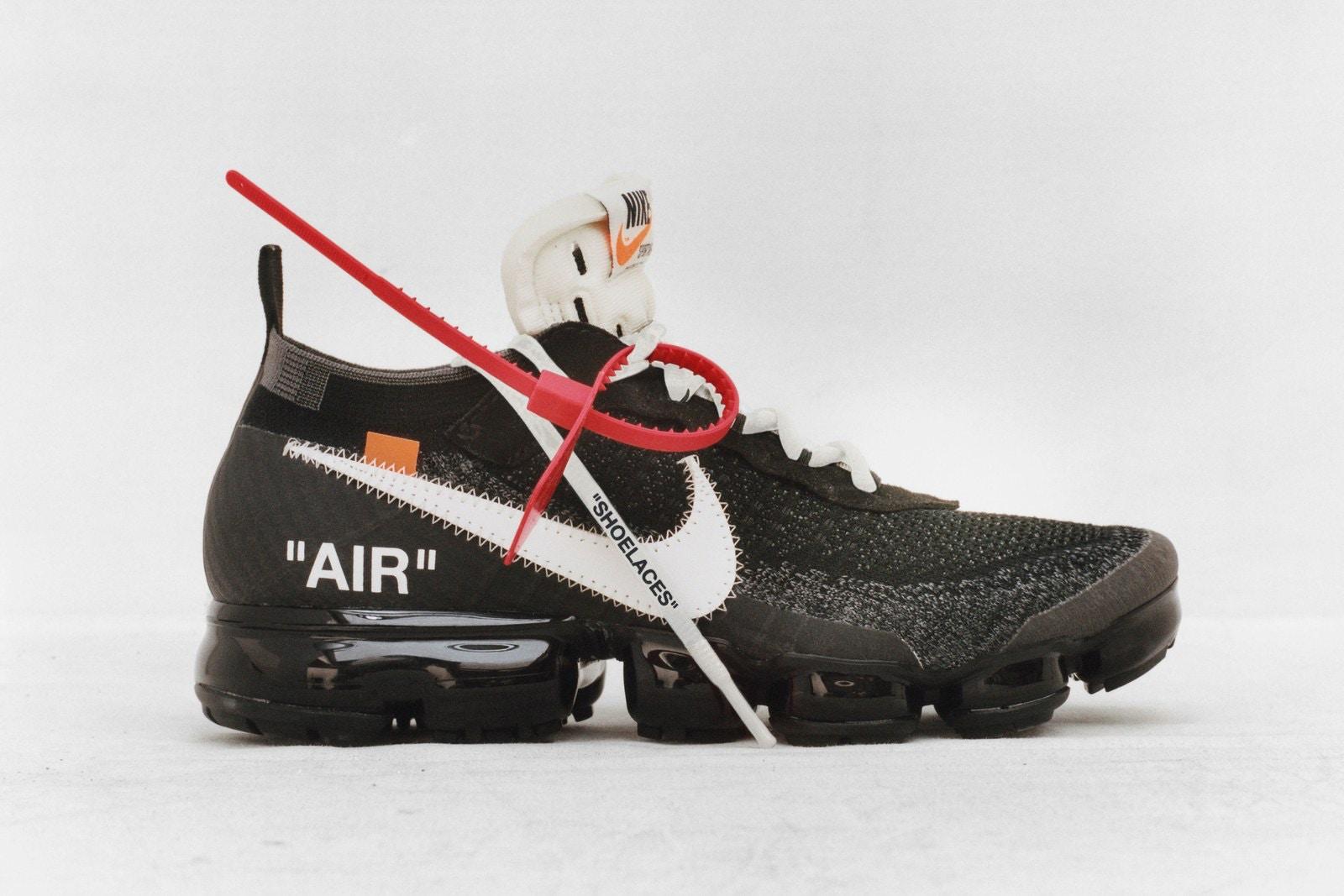 "giày sneakers - elle man - Virgil Abloh x Nike ""The Ten"" 1"