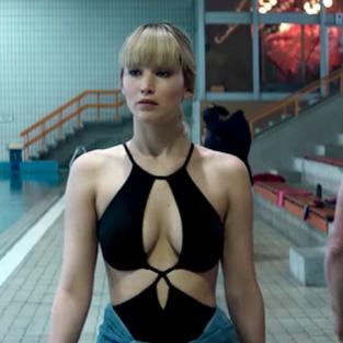 """Jennifer Lawrence """"quyến rũ và chết chóc"""" trong phim mới"""