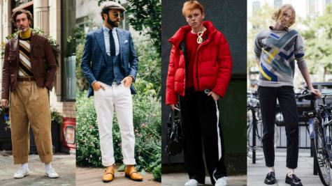 Phong cách đường phố London tại Tuần lễ thời trang Xuân-Hè 2017/18