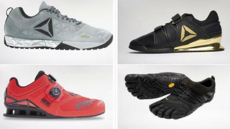 9 đôi giày sneaker chuyên dành cho các gymer