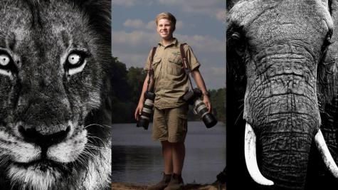 Ảnh động vật đẹp qua ống kính của con trai Steve Irwin