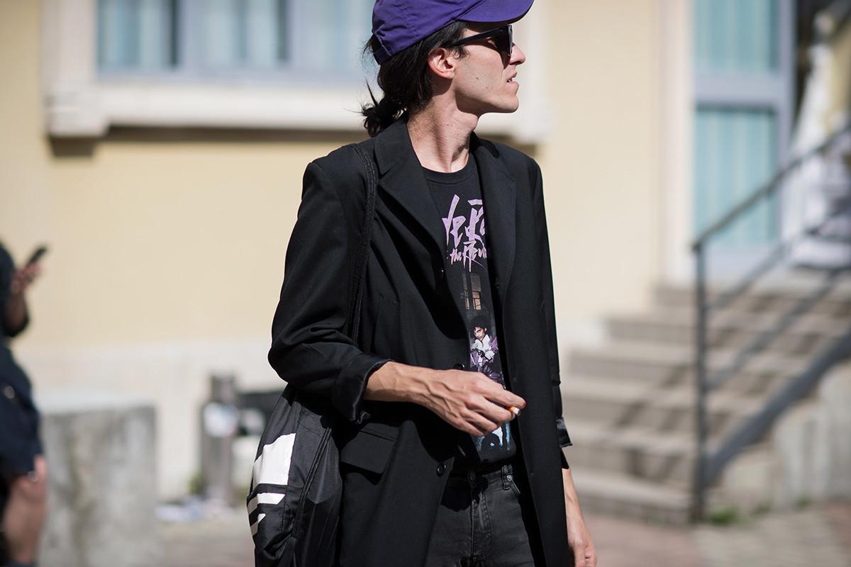 Phong cách đường phố Milan tại tuần lễ thời trang Xuân-Hè 201718elle man.j12