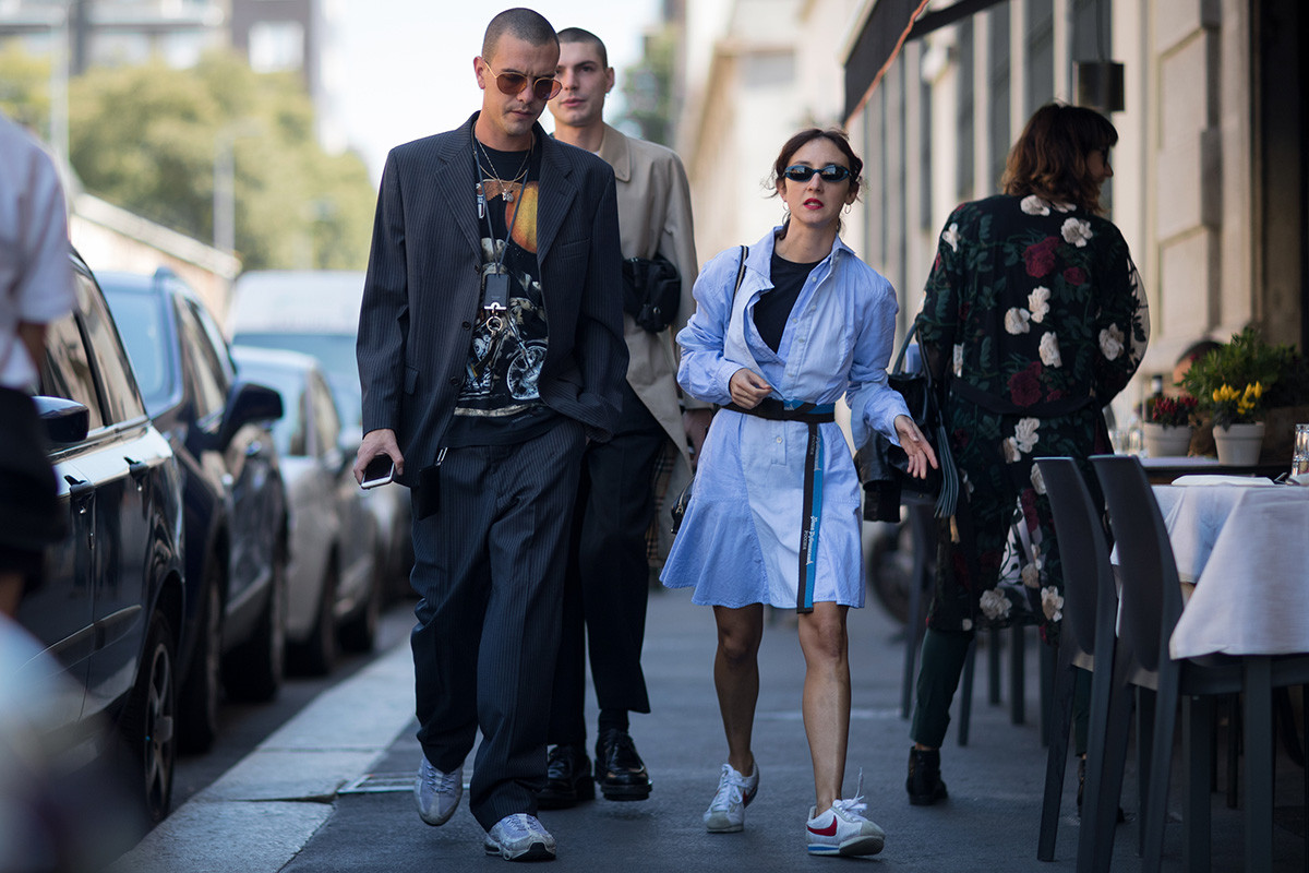 Phong cách đường phố Milan tại tuần lễ thời trang Xuân-Hè 201718elle man.j13