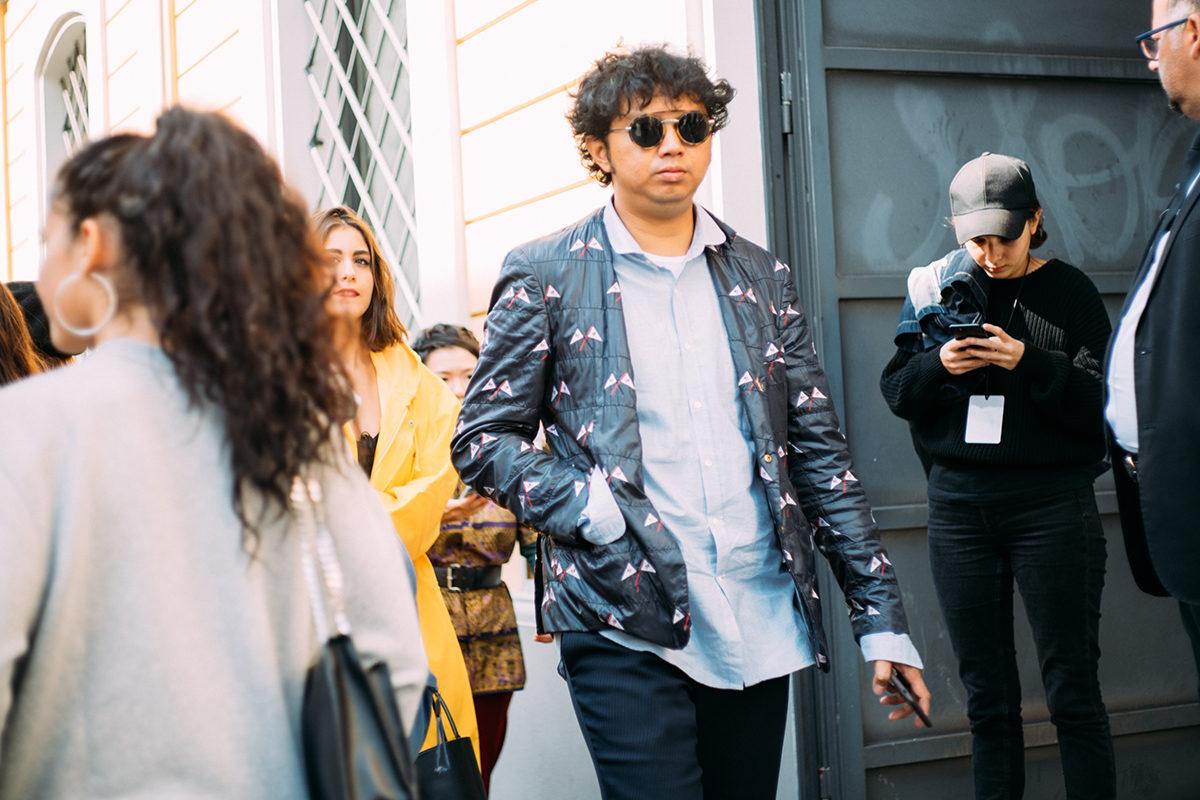 Phong cách đường phố Milan tại tuần lễ thời trang Xuân-Hè 201718elle man.j15