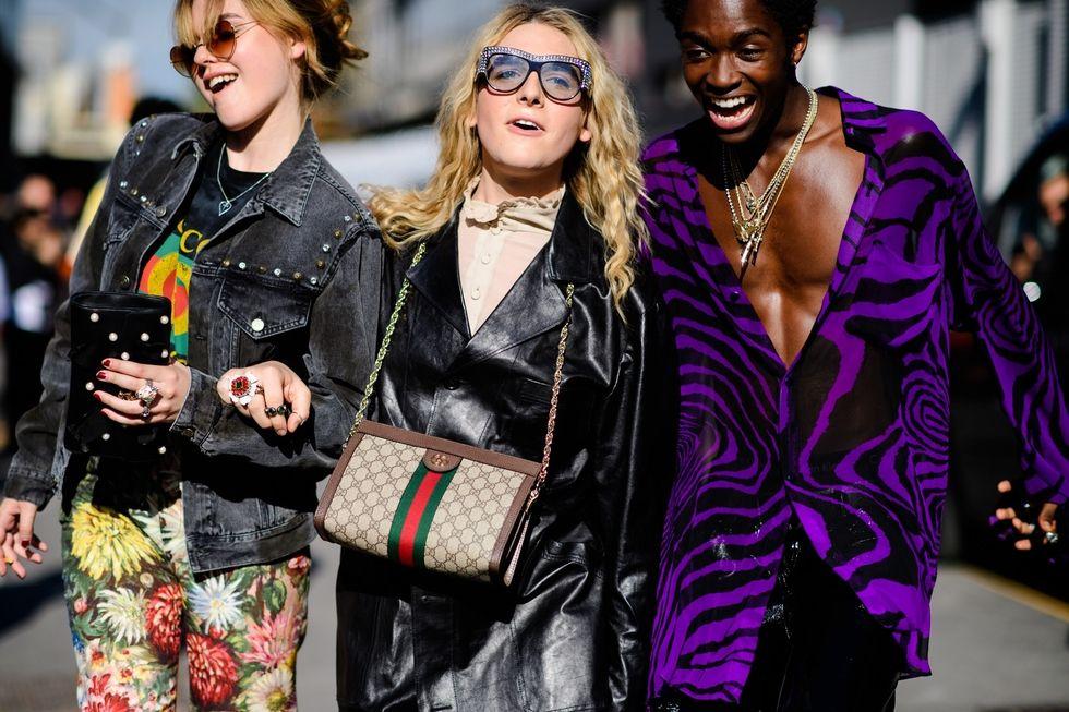 Phong cách đường phố Milan tại tuần lễ thời trang Xuân-Hè 201718elle man.j22