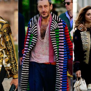 Street style Milan tại tuần lễ thời trang Xuân-Hè 2017/18