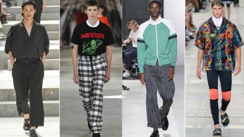 6 xu hướng thời trang nam hứa hẹn tiếp tục bùng nổ trong 2018