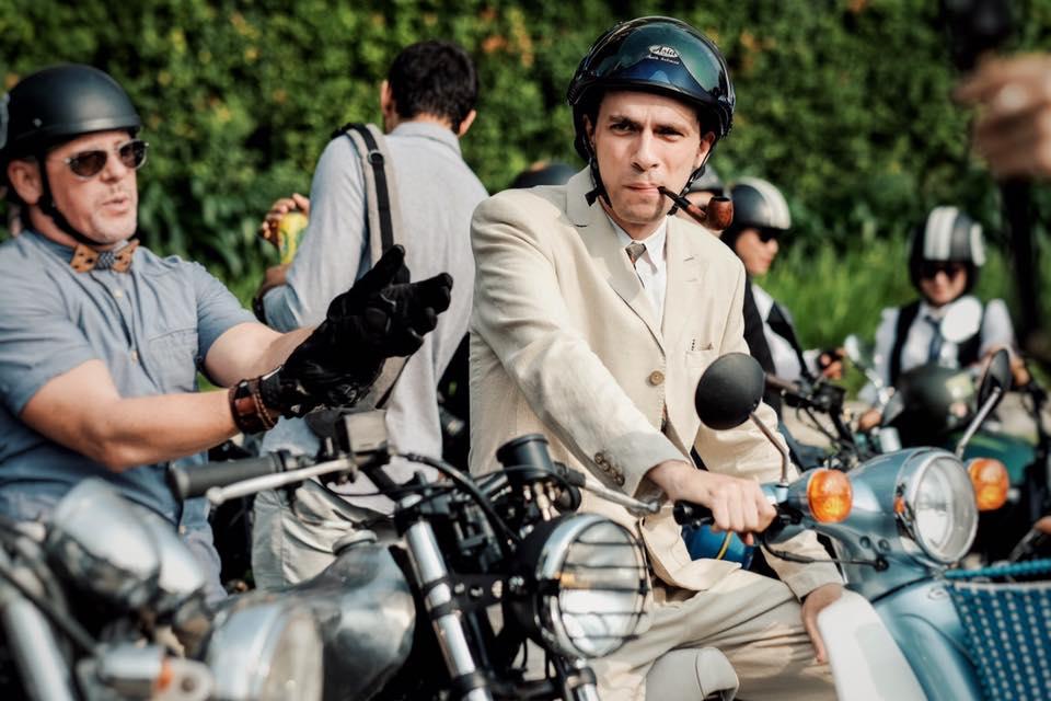 distinguished gentleman's ride - elle man 34