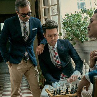ELLE Man tháng 9/2017: Tình yêu phức tạp giữa những gã trai thẳng