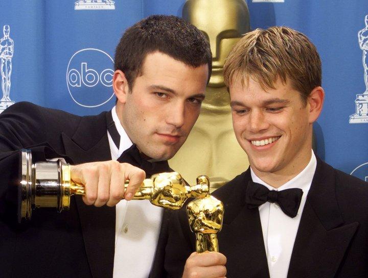 Tình bạn bromance duy trì từ những ngày khởi đầu sự nghiệp của cặp đôi này khiến mọi người đều ghen tị và ngưỡng mộ. (Ảnh: Hufflington post)
