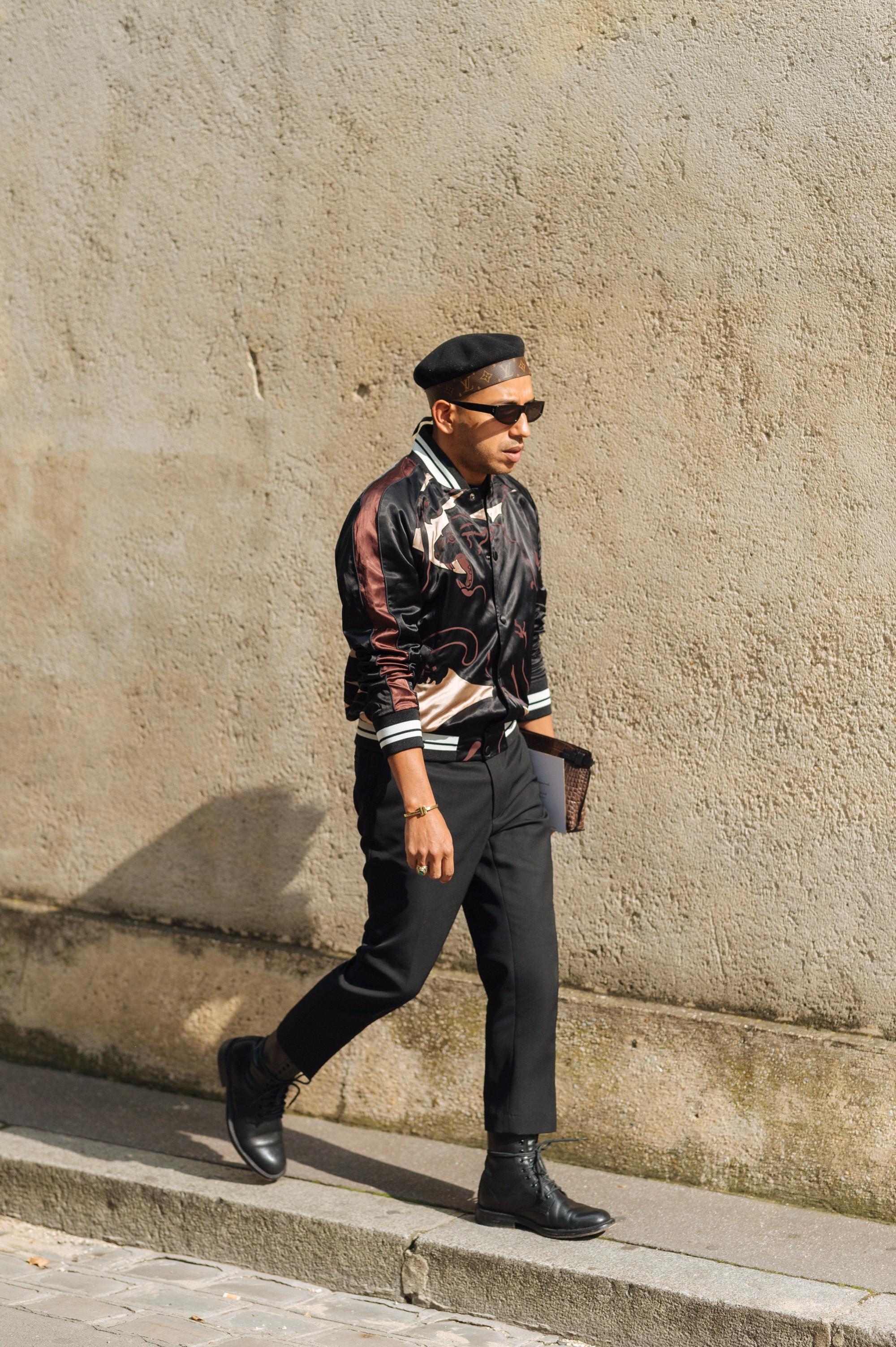 Street style Paris tại tuần lễ thời trang Xuân-Hè 201718 elleman10
