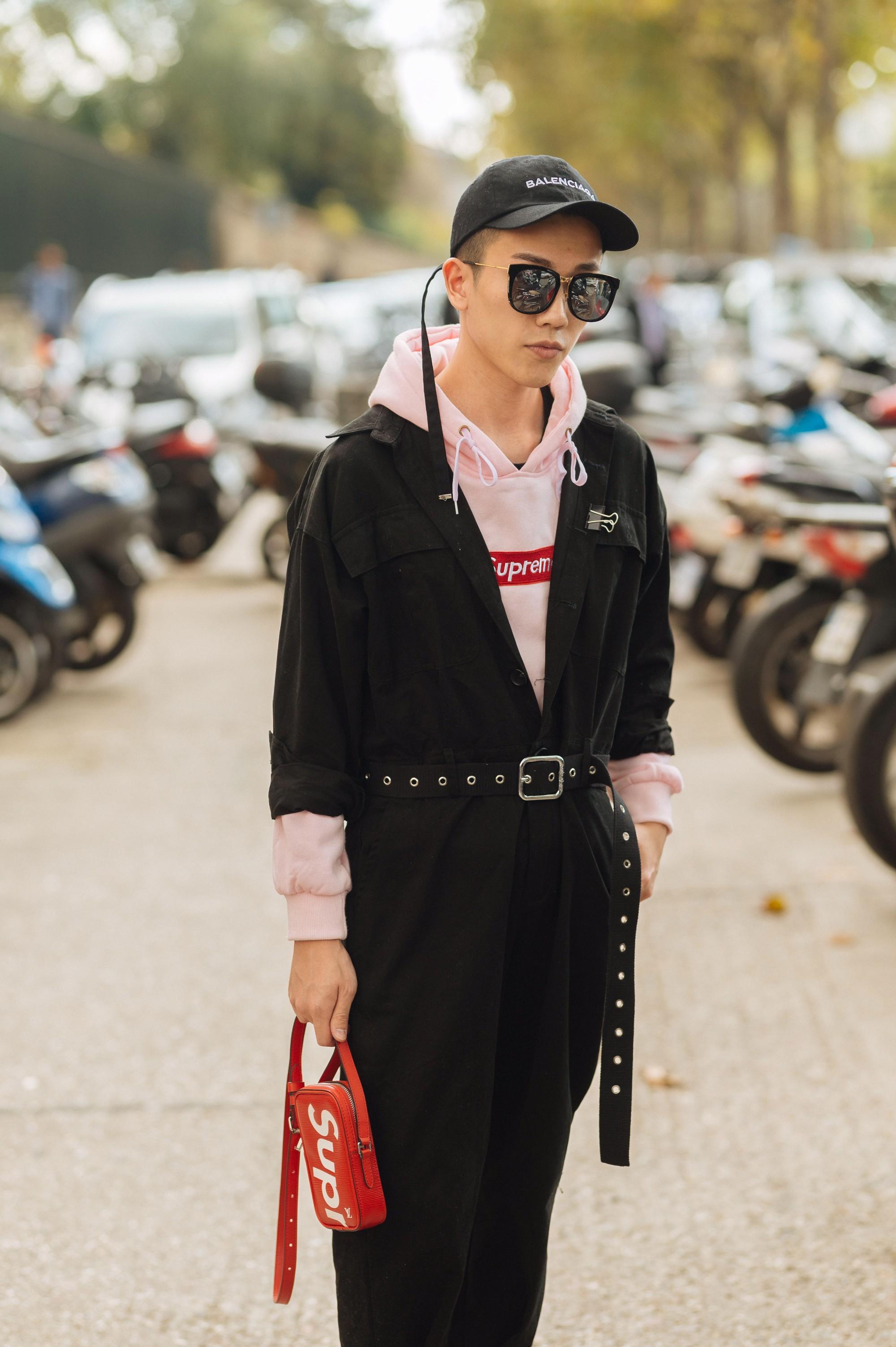 Street style Paris tại tuần lễ thời trang Xuân-Hè 201718 elleman11