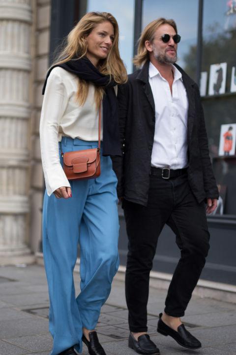 Street style Paris tại tuần lễ thời trang Xuân-Hè 201718 elleman21