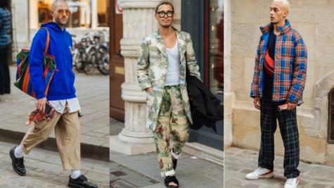 Street style Paris tại tuần lễ thời trang Xuân-Hè 2017/18