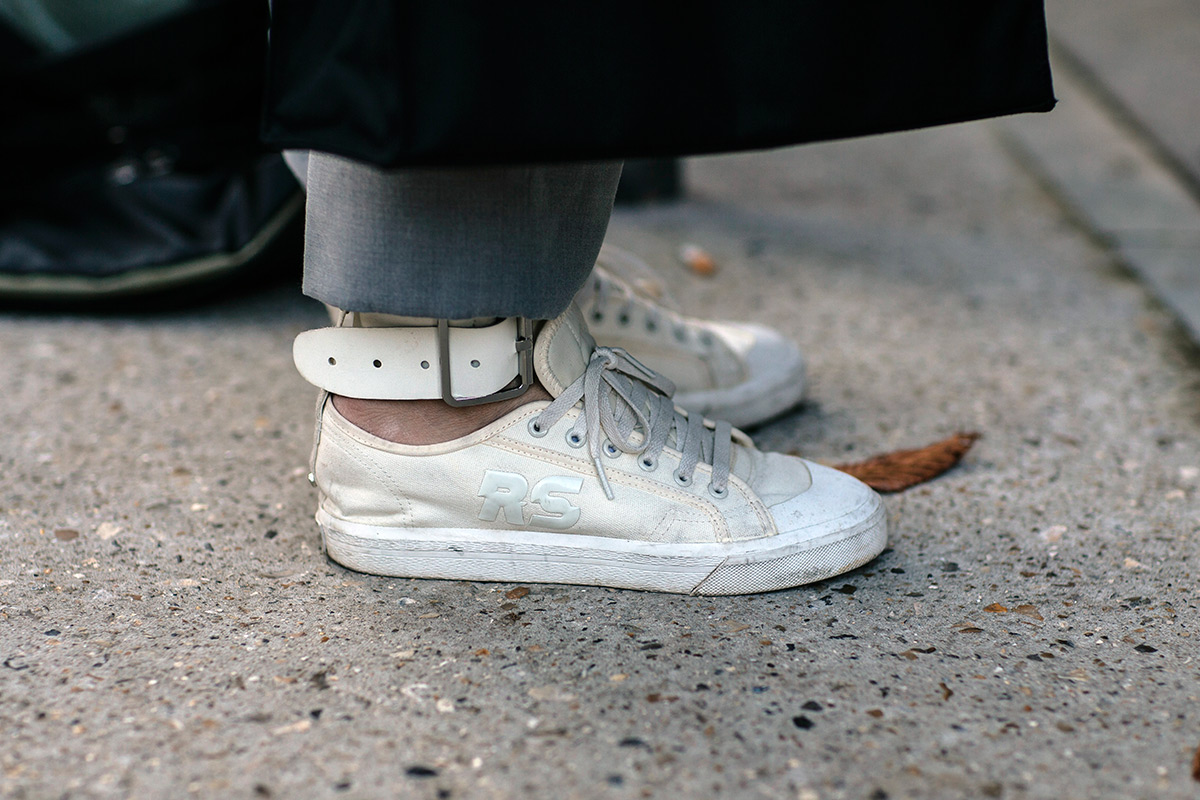 giay the thao - raf simons x adidas originals spirit low - elle man