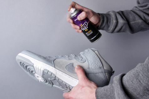 ve sinh giay sneaker - elle man