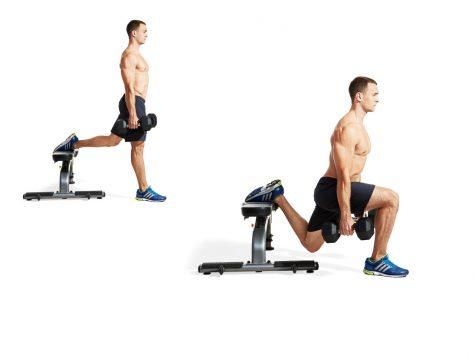 Những bài tập squat dành cho phái mạnh
