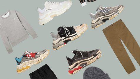 ELLE Man Style Calendar: Phối cùng giày sneaker Balenciaga (09-15/10/2017)