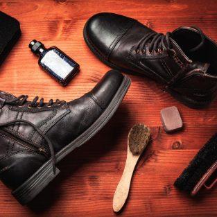 Giày bốt nam và 3 bước chăm sóc cơ bản cần nhớ