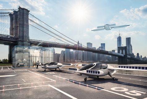 passenger drone - elle man 12