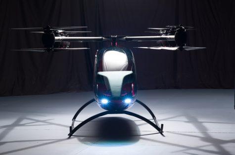 passenger drone - elle man 3