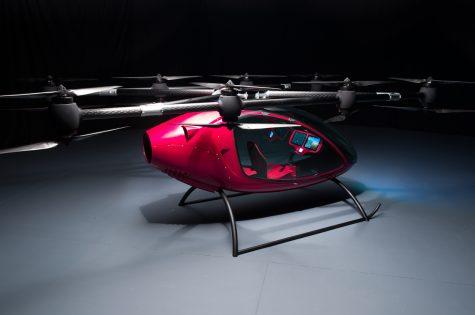 passenger drone - elle man 4