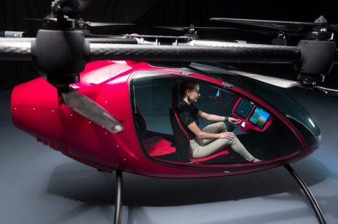 passenger drone - elle man 6