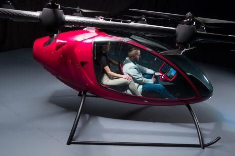 passenger drone - elle man 7