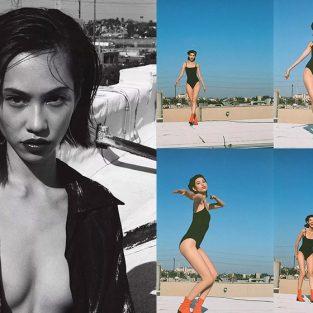 Kiko Mizuhara - siêu mẫu lai đầy quyến rũ trên 'Weekly Playboy'