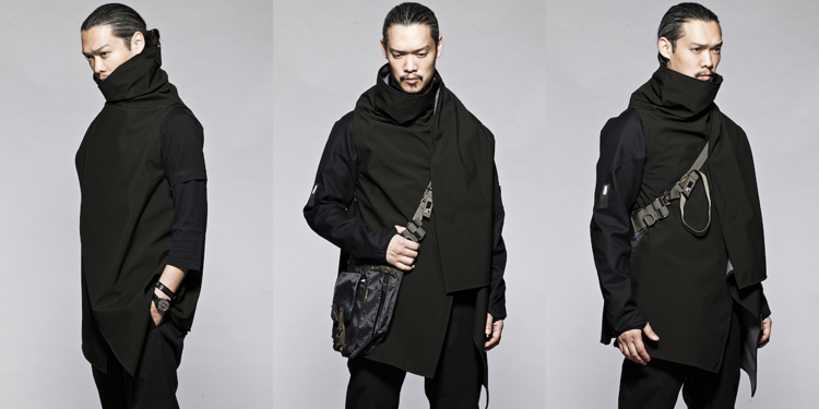Urban Techwear ngôn ngữ công nghệ trong xu hướng thời trang elle man