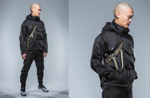 Urban Techwear ngôn ngữ công nghệ trong xu hướng thời trang elle man1