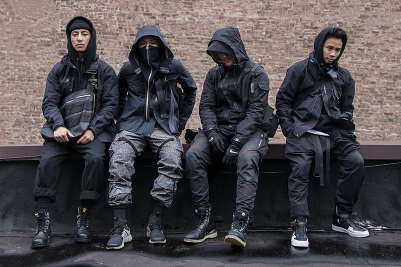 Urban Techwear ngôn ngữ công nghệ trong xu hướng thời trang elle man5