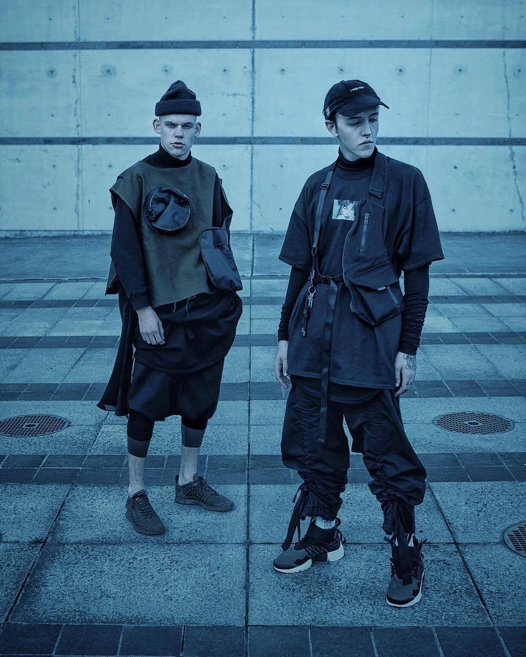 Urban Techwear ngôn ngữ công nghệ trong xu hướng thời trang elle man7