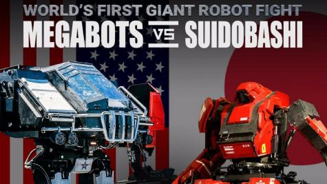 Robot đại chiến – Giấc mơ tương lai thành hiện thực