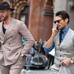 Những tips thời trang của các stylist hàng đầu Anh Quốc