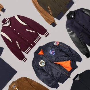ELLE Man Style Calendar: Back to basic cùng áo khoác bomber (16/10 – 22/10/2017)
