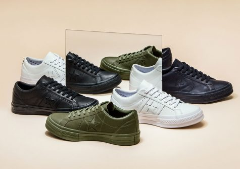 giay the thao - Engineered Garments x Converse One Star - elle man 1