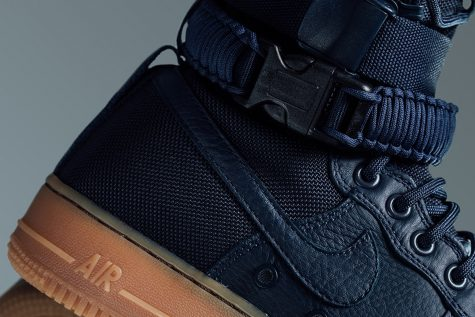 """giay the thao - Nike SF AF-1 """"Midnight Navy"""" - elle man 2"""