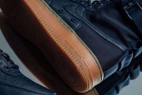 """giay the thao - Nike SF AF-1 """"Midnight Navy"""" - elle man 3"""