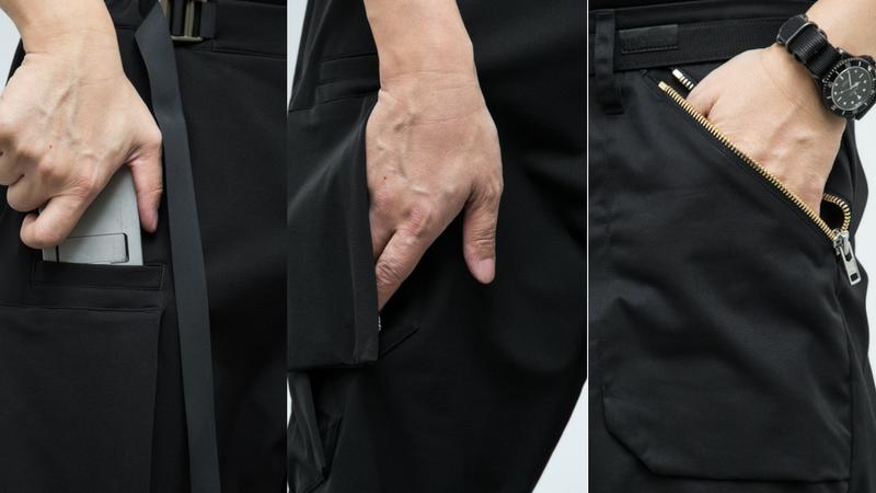 3 thương hiệu xây dựng nên xu hướng thời trang Urban Techwear elle man1
