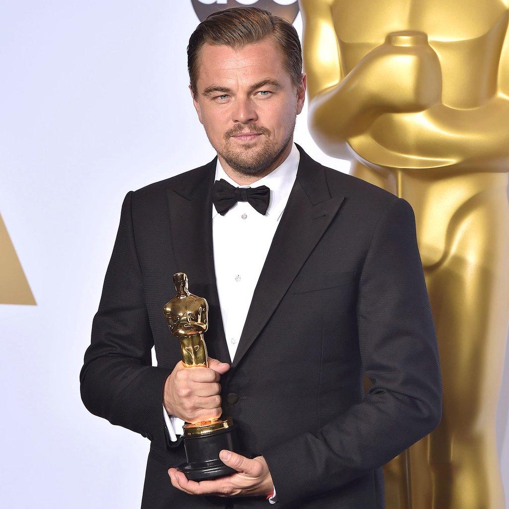 Leonardo DiCaprio - elle 3