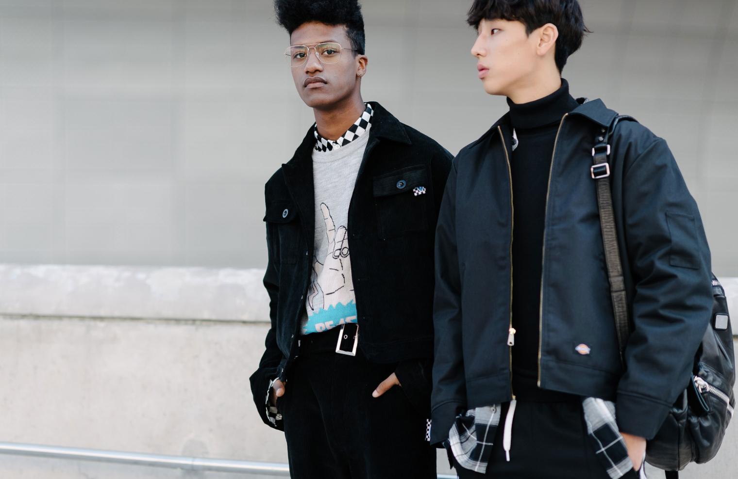 Cac street style look tuyet dep tai Seoul Fashion Week Xuan He 2018 26