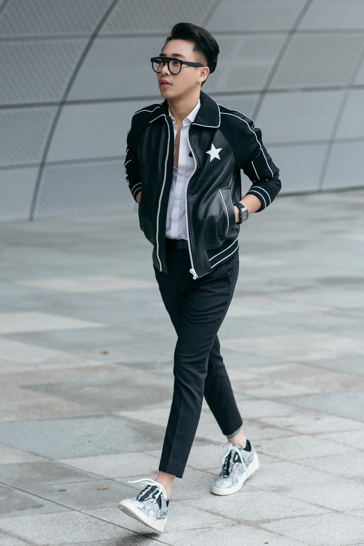 Cac street style look tuyet dep tai Seoul Fashion Week Xuan He 2018 29 1