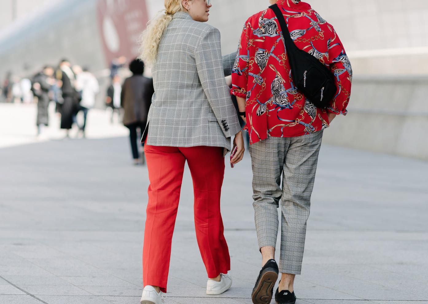 Cac street style look tuyet dep tai Seoul Fashion Week Xuan He 2018 29 2