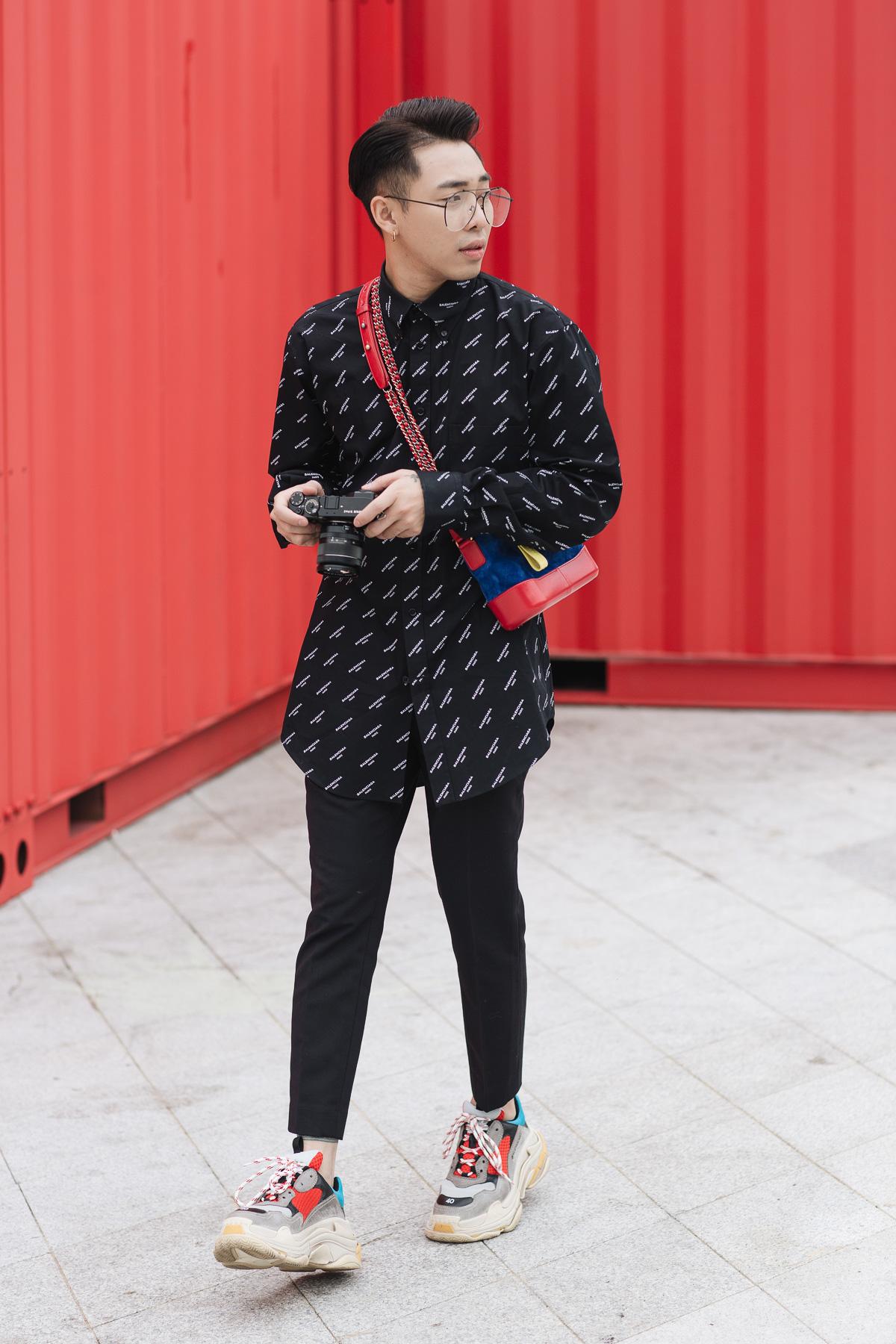 Cac street style look tuyet dep tai Seoul Fashion Week Xuan He 2018 29
