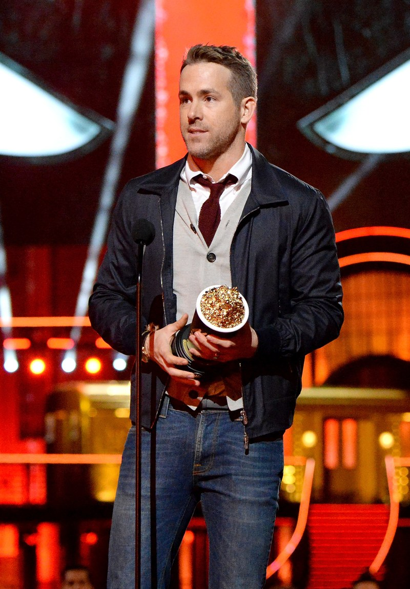 Ryan Reynolds elle man 4