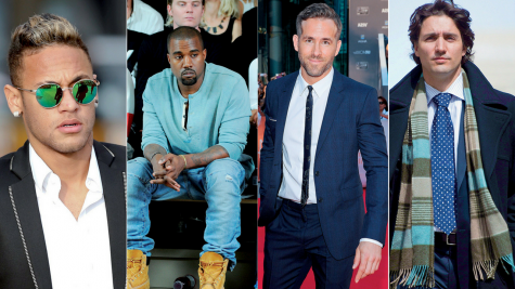 4 biểu tượng phong cách thời trang đương đại