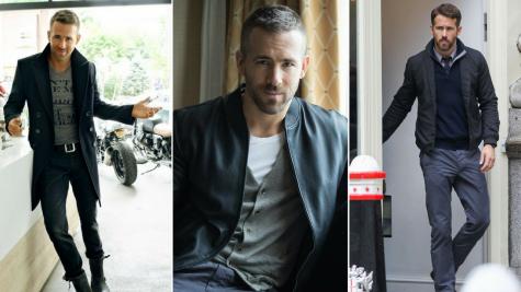 Học gì ở Ryan Reynolds với phong cách thời trang layering?